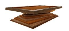 """Эксклюзивный бильярдный стол """"Ziggurat"""""""