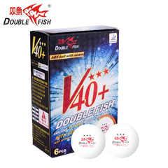"""Мячи для настольного тенниса """"Double Fish V40"""""""