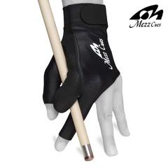 """Перчатка для бильярда """"Mezz Premium черная"""""""