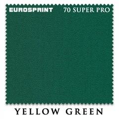 """Бильярдное сукно """"Eurosprint 70 Super Pro"""" 198 см"""
