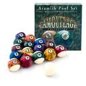 """Бильярдные шары """"Aramith Camouflage Pool"""""""