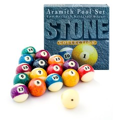 Шары Aramith Stone Granite Pool 57,2мм