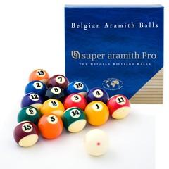 Шары Super Aramith Pro Pool 57,2мм