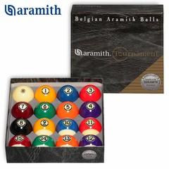 Шары Aramith Tournament Pool 57,2мм