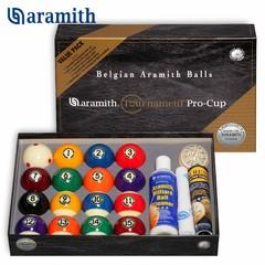 Шары Pool Aramith Tournament Value Pack