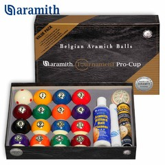 Шары Pool Aramith Tournament Value Pack