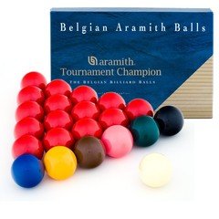 Шары Aramith Tournament Champion Pro-Cup Snooker