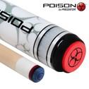 Кий Poison Cyanide CY3-1 2PC Пул 19oz