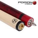 Кий Poison Cyanide CY3-3 2PC Пул 19oz