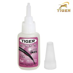Клей для наклеек Tiger Insta-Cure+Tip Glue