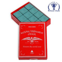 Мел National tournament 12 шт в упаковке