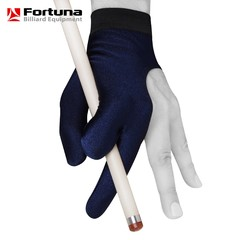 """Перчатка для бильярда """"Fortuna Classic Dark Blue"""""""